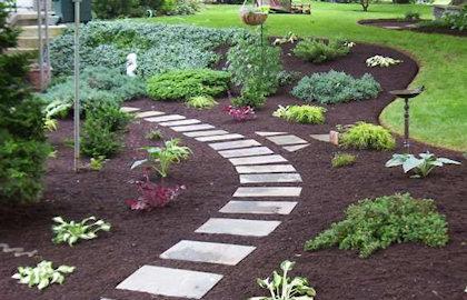 landscaping company fenton