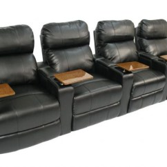 Black Bonded Leather Chair Covers Rental New Orleans 12003 Reno Berkline Theater Seats