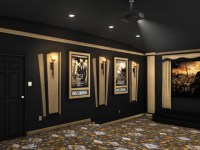 home theater paint schemes | Home Painting