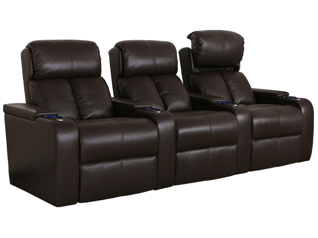 Seatcraft Winston Media Room Chairs  Movie Seating  4seating
