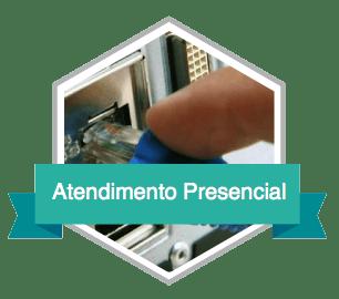 Atendimento Presencial