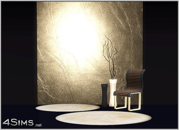 round base chair rail designs glitter effect wallpapers for sims 3 - 4sims