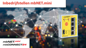 4S-video Inbedrijfstellen mbNET.mini