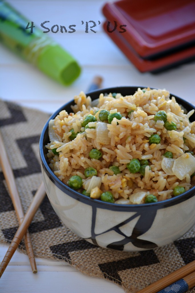 Copy Cat Panda Express Fried Rice