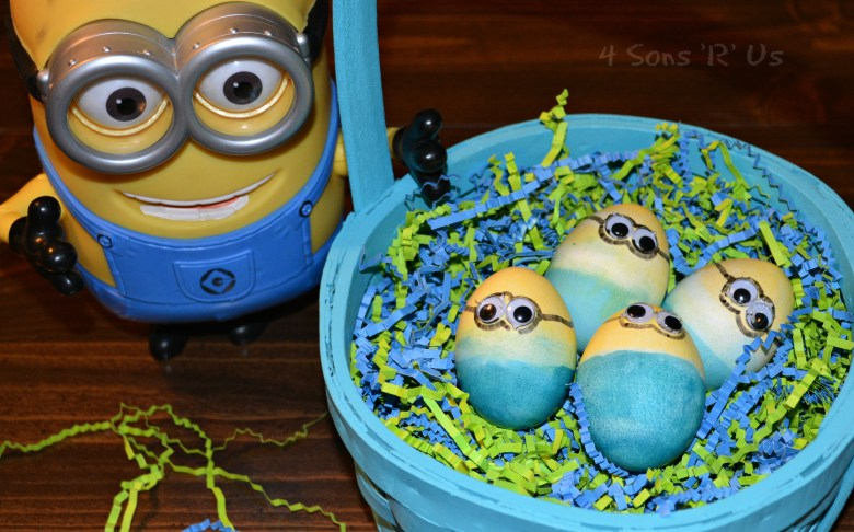 Minion Easter Eggs 2