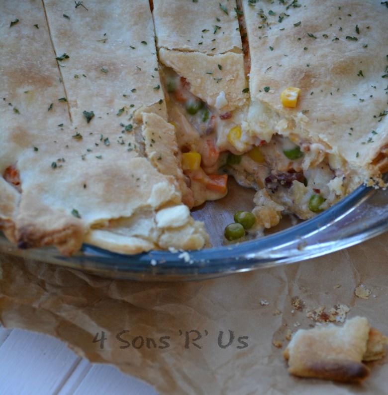 Seafood Pot Pie 3
