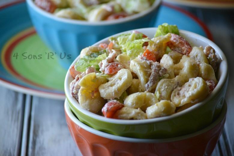 BLT Tortellini Salad 2