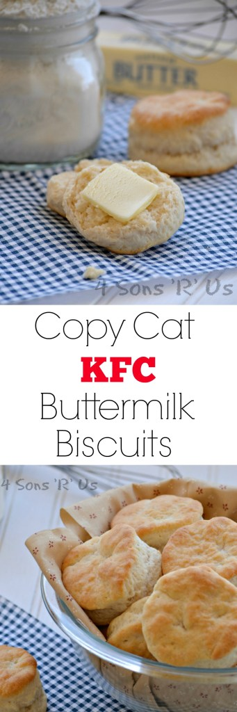 Copy Cat KFC Buttermilk Biscuits