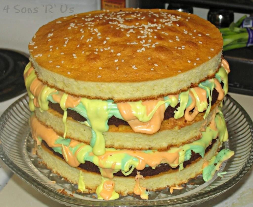 Banana Cake Birthday