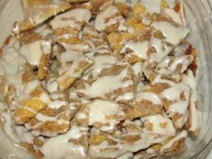 4 Sons 'R' Us: Sugar Crumb Crisps