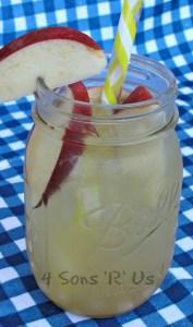 Fit Mama 'Moonshine' Mocktail