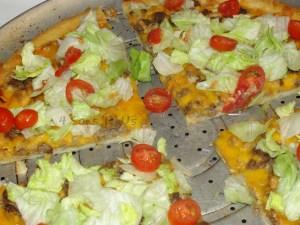 Big Mac Pizza 2