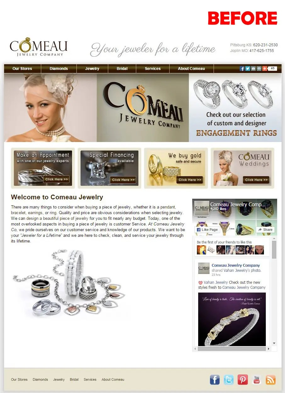 SEO Services For Jewelry Stores