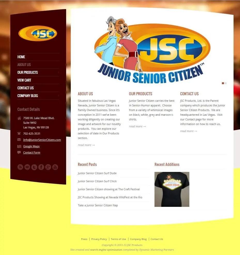 eCommerce WordPress Website Design