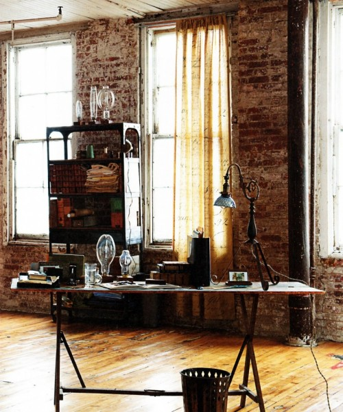 Rustic Industrial 4square designs