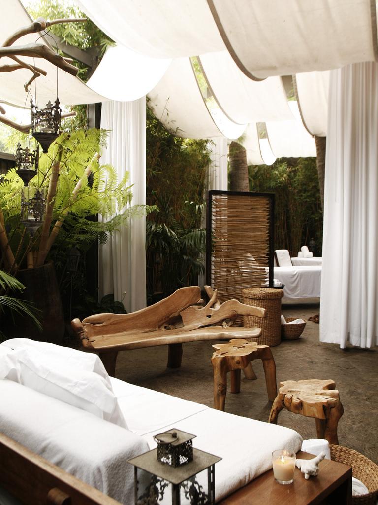 Organic Interiors  4square designs