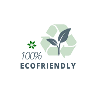 100% eco-friendly cleaning