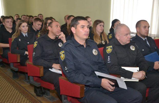 Залізничний райвідділ поліції Львова має нового начальника