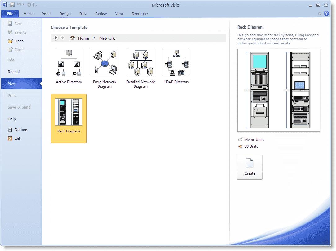 hight resolution of visio 2010 server rack the rack diagram visio 2010 template