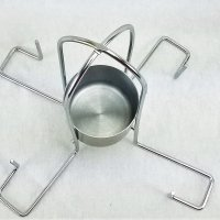 Stainless Beer Can Chicken Roasting Stand