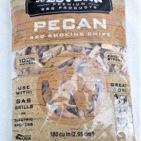Pecan Wood Smoking Chips