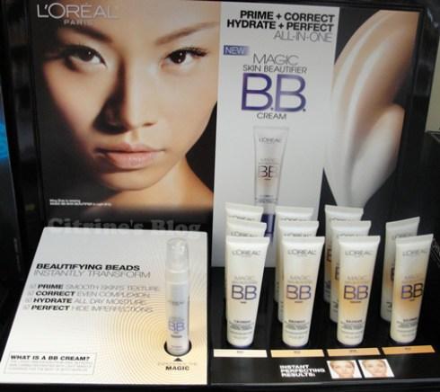 loreal bb cream ad