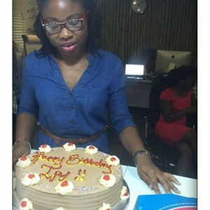 """@twtwnigeria wishes @Ifyhalim a happy happy birthday!  8 Ladies started """"The Women At The Well"""" and you were one of them... You are still one of us... We pray for more grace and wisdom upon you in this season of your life! Grow in wisdom and stature and favour with God and man! *Love*"""