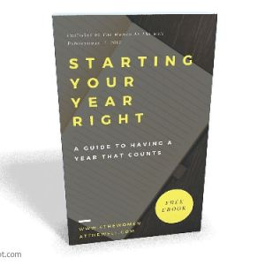 "Heyyy ladies,this year has been prophesied as our year of surprises from our Daddy. To help us access what God has planned for us, we need to spend quality time in the spirit. We are getting right into 2017 with resources to help us walk in and with God. The eBook titled ""Starting Your Year Right"" will be up on Wednesday January 4th 2016 for FREE, download on the blog. www.4thewomenatthewell.com Download read and share"