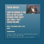 You're Invited To TWTW May Mini-Meet With Aunty Salt!