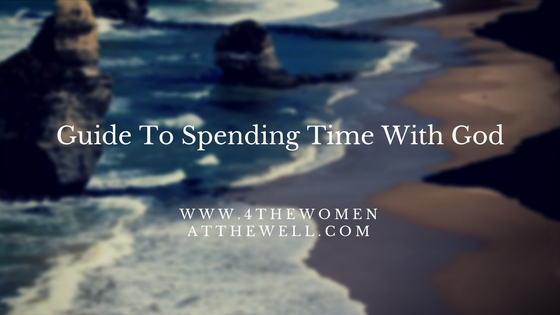 Guide To Spending Time With God Series || Start Afresh