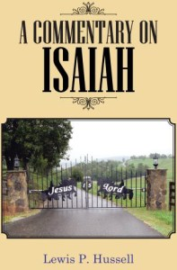 Isaiah Commentary