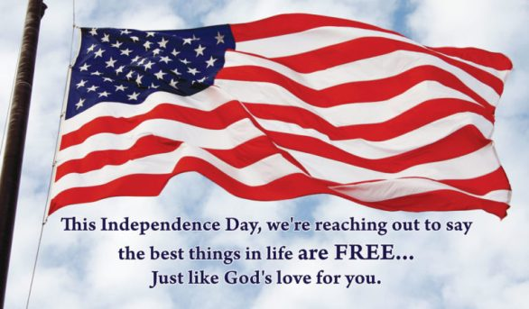 4th of July Greetings Wishes