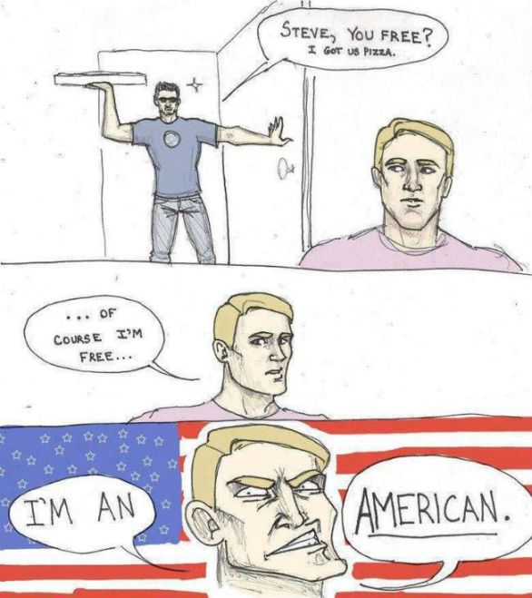4th of July Meme Pics