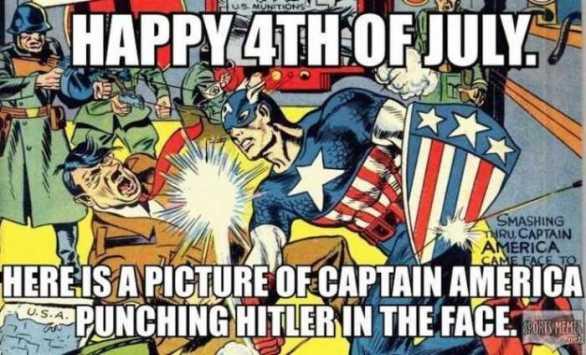 4th of July Meme for Pinterest