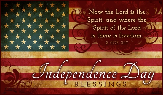 Independence Day USA Messages