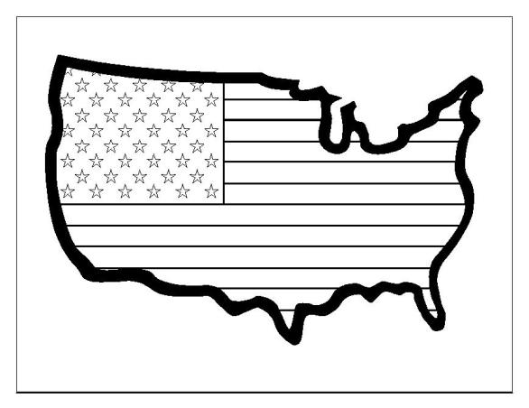 coloring pages 4th of July printable