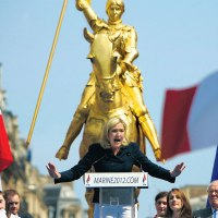 The name of Europe is Marine Le Pen | ALEXANDER DUGIN