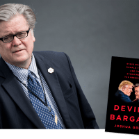 Inside the Secret, Strange Origins of Steve Bannon's Nationalist Fantasia | Vanity Fair