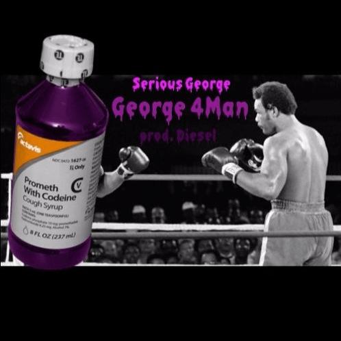 Serious George- George 4Man (prod. Diesel)