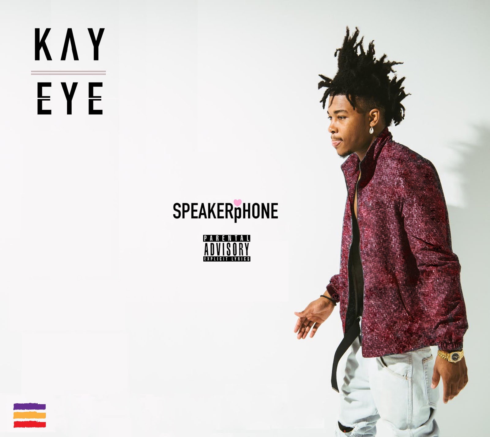 Kay Eye- SPEAKERpHONE (prod. BandinoWorld)
