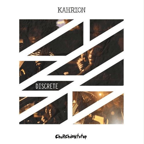 Kahrion- DISCRETE (prod. CHURCHDONTSTOP)