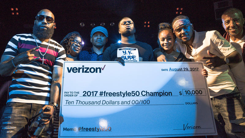 Chicago's Y.K Supe Wins Nationwide Freestyle Competition