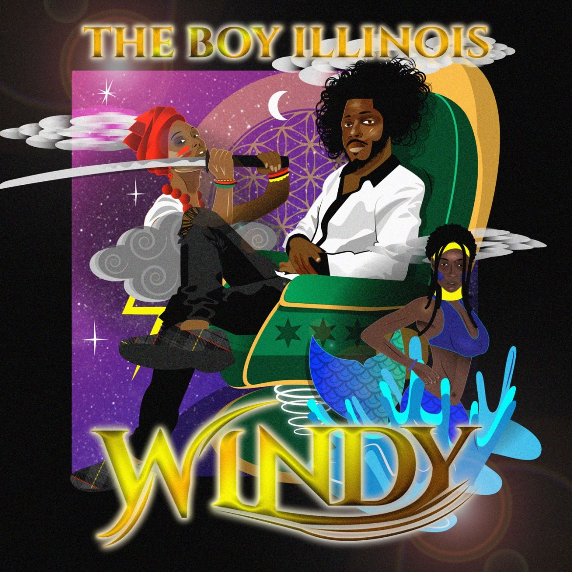 The Boy Illinois- WINDY
