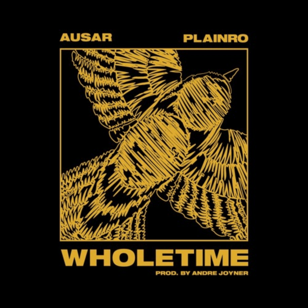 "Ausar & Plainro Come Together For New Track ""WHOLETIME"""
