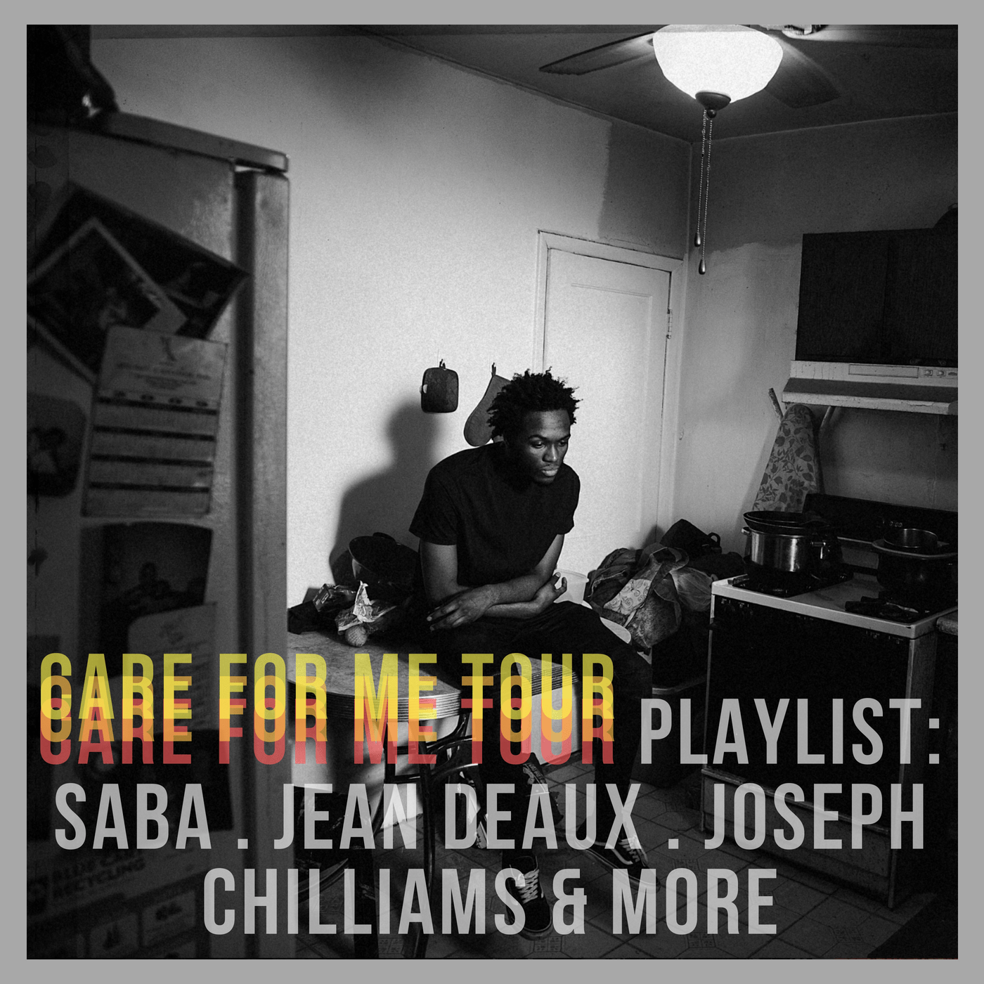 Care For Me Tour Playlist: Saba, Jean Deaux, Joseph Chilliams, and More