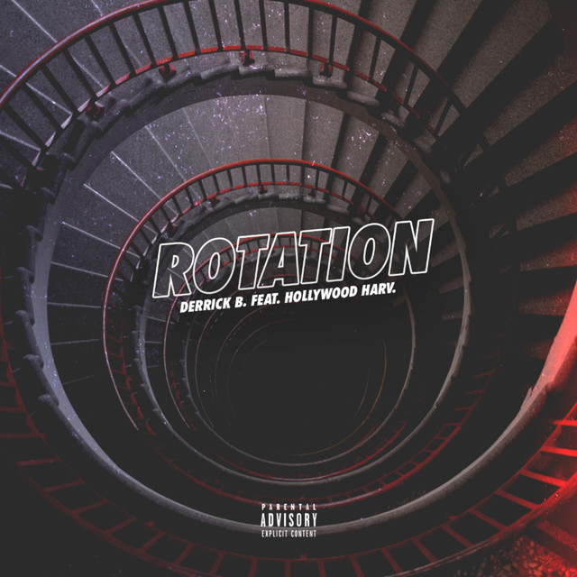 "Derrick B. and Hollywood Harv Show Impressive Flows On ""Rotation"""