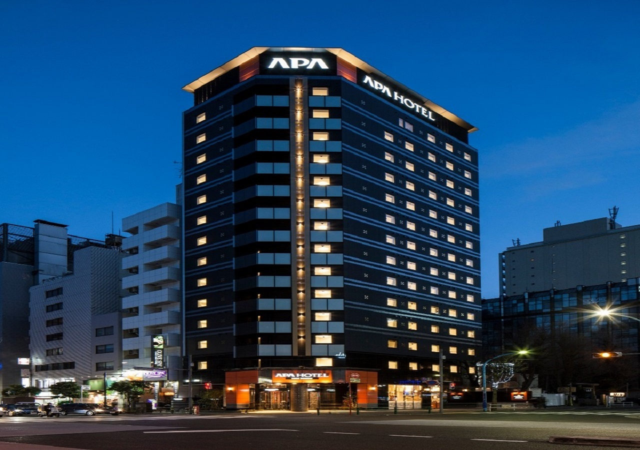 アパホテル <東新宿 歌舞伎町東> 寫真・畫像【フォート ...