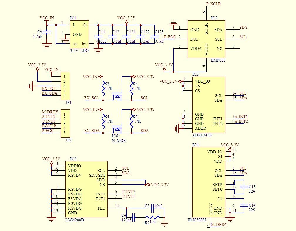 18 pin wiring schematic