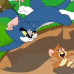 Tom And Jerry In Cooperation