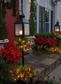 Best Outdoor Christmas Decorations Ideas - 4 UR Break ...